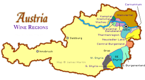 austria-wine-region-map